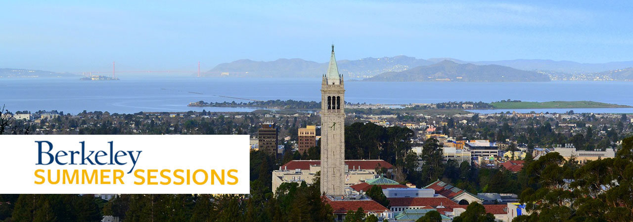 Aerial View of the UC Berkeley Campus